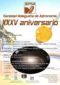 XXXV aniversario